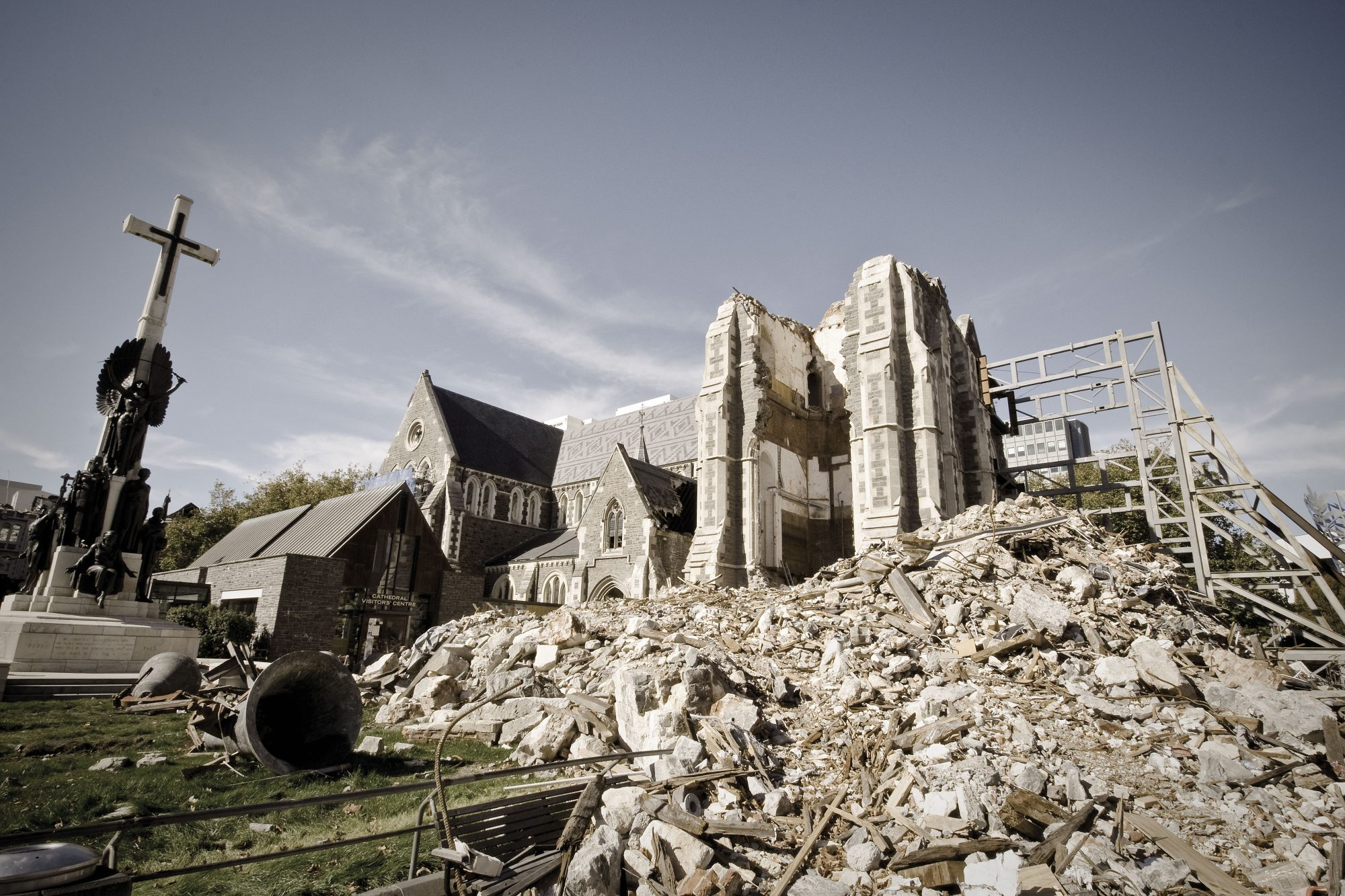 Resurrection christchurch moving on new zealand geographic paul daly malvernweather Image collections
