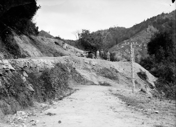 The 7.8 magnitude Murchison Earthquake of 1929 uplifted land 4.5 metres along the White Creek fault west of the township. The quake killed 17 people, most buried by landslide, and cut all communication, severing the Buller Gorge road through to Lyell and the West Coast.
