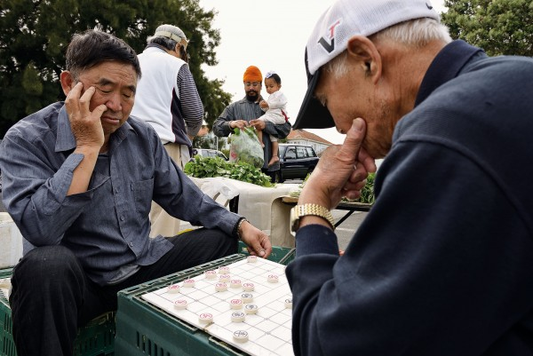Members of the Chinese community meet twice a week during market days to play Chinese chess at Wesley Community Centre in Mt Roskill. While New Zealand is increasingly diverse, three-quarters of the country's population is still of European ethnicity. How ethnic groups react to this mixed cultural heritage will determine much about how we live in the future. People need time to adjust to our place in the new Asian century, says sociologist Paul Spoonley.