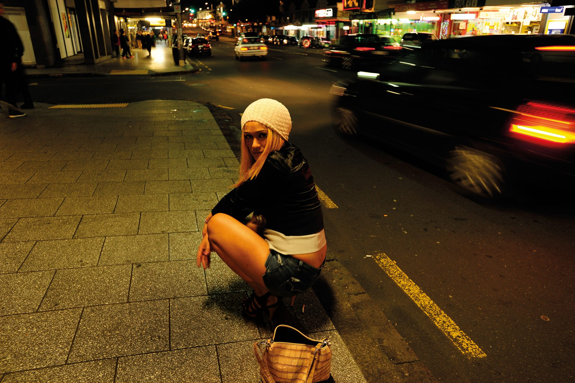 Where to find prostitutes in auckland