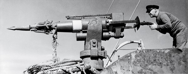 """The harpoon gun of the 1940s had more in common with military weaponry than the hand-thrown """"iron"""" of the Moby-Dick era. Killing something as large as a whale was never easy. Some harpoons carried an explosive grenade that detonated inside the animal a few seconds after impact. Attempts were made to electrocute whales, but they were abandoned, as was gassing with carbon dioxide and drugging with sodium pentothol. At the time whaling ceased in New Zealand, whales were shot with a nonexplosive harpoon, brought to the surface, where an air tube was inserted, then despatched quickly with a hand bomb thrust into the back of the neck. Air was required because most whales sink when dead."""