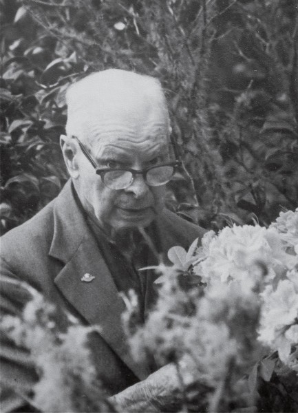 """A plantsman with the soul of a poet and the vision of a philosopher"" was how the New Zealand Gardner described Cook in 1948. Though a farmer himself, Cook could never understand why his fellow landowners displayed so little interest in creating attractive surroundings. ""Perhaps some day we will be sorry we did not do more to beautify our country,"" he once said."