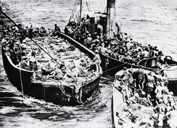 Facilities for treating the thousands of injured at Anzac were minimal, and evacuation was a protracted process. Stretcher cases and walking wounded gathered on the beach before being carried by lighter to a transport or hospital ship, and thence to the island of Lemnos or Alexandria.