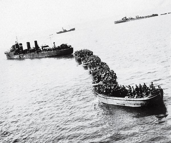 Towed to shore in strings of small boats, new arrivals were welcomed to the fray by a rain of Turkish shrapnel.