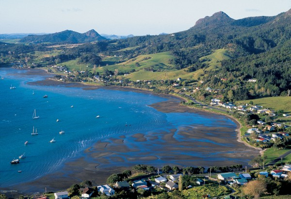 McLeod Bay, like all the coastal communities on the northern side of the harbour, is seeing a steady transformation from a holiday destination to a pricey residential zone. Sealed roads have made commuting to Whangarei an easy 30-minute journey.