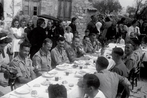 In September 1945, the newly liberated people of Galatos hosted a lunch in honour of the soldier who had fought to defend their homeland: their hospitality and gratitude endure to this day. For most in 2 New Zealand division, the Battle of Crete provided a first taste of real fighting and a lesson in humility. Success in North Africa and Italy would prove the efficacy of this bitter medicine.