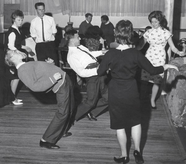 Old Black Rugby Dance: Dancing Down The Decades