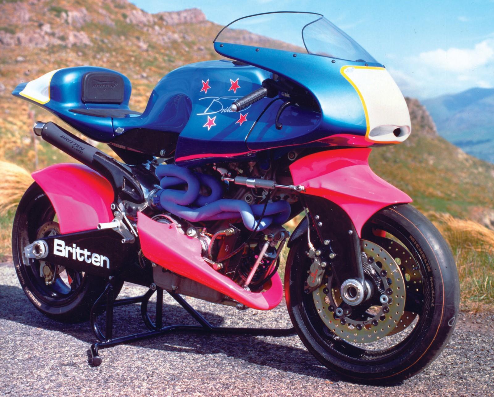 The Making Of John Britten New Zealand Geographic Ducati Sport 1000 Wiring Diagram