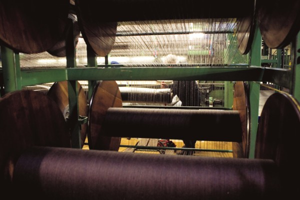 Wool—in the form of Feltex Carpets—has nowadays replaced flax as Foxton's most important fibre. The plant employs 150 and produces 25 km of carpet each week.