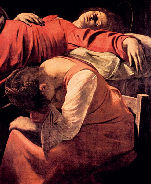 Baroque artist Michelangelo Merisi da Caravaggio completed his commission for an altarpiece depicting Mary's death in 1606. Controversial at the time, Death of a Virgin is now considered a masterpiece. Caravaggio rejected the mannerism of his day, offering instead a realistic portrayal of both death and grieving.