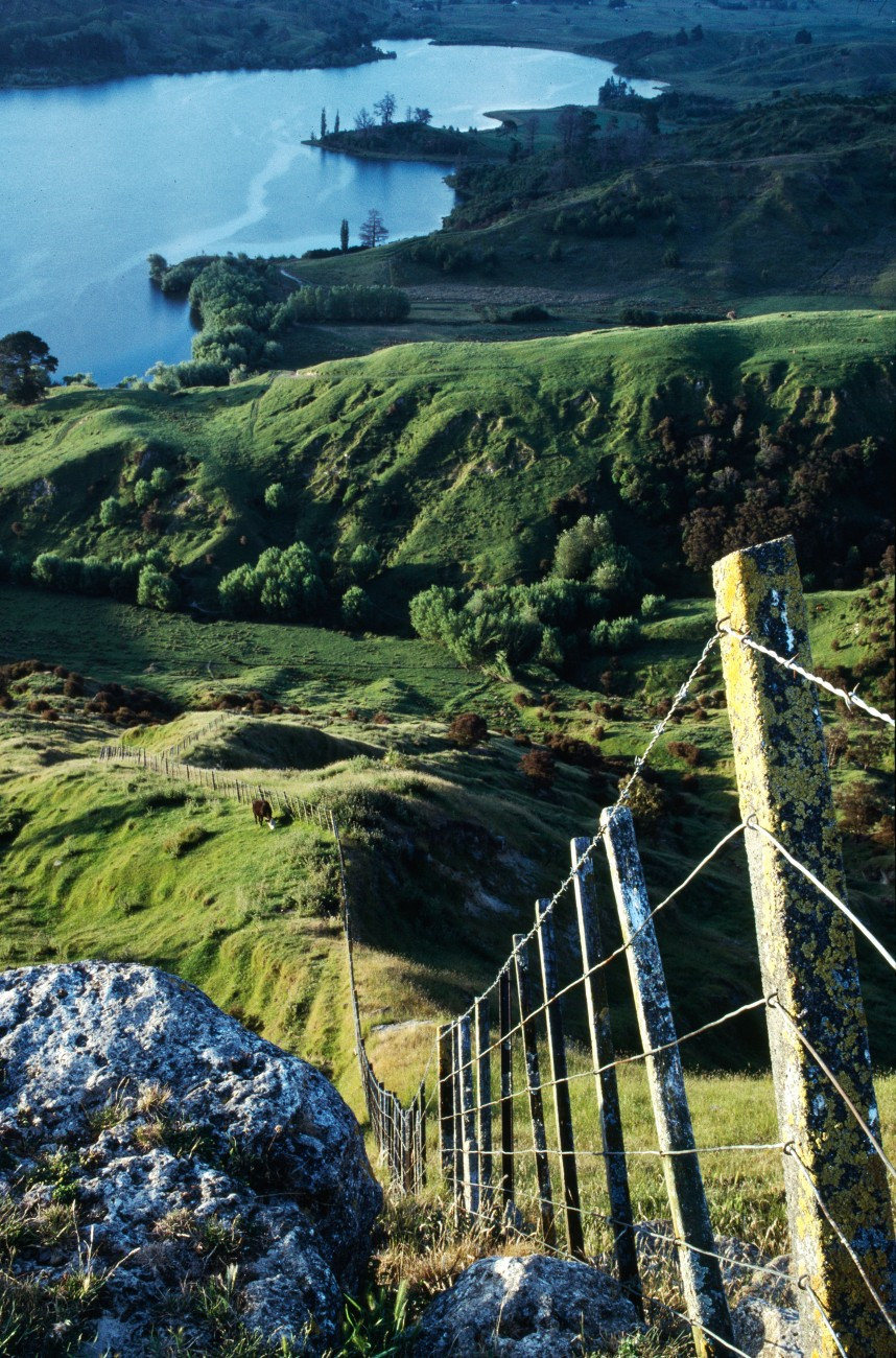 The land he cleared is still productive farmland managed by a trust for the benefit of young New Zealanders.