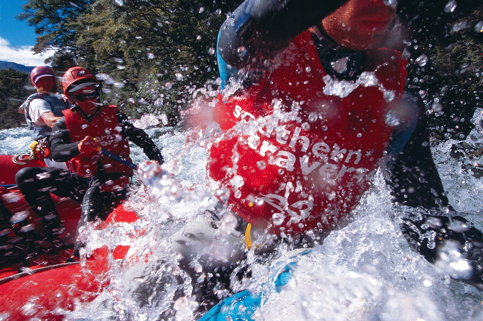The splash of the river, the pull of the paddle, the rush of adrenalin—these are the moments that keep racers coming back year after year to compete in New Zealand's toughest endurance race.