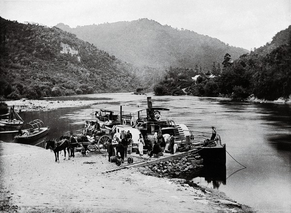 In the 1890s, the paddle steam Wairere, one of the first commercial boats on the river, used to make the 10-hour run to Pipiriki to deliver stores.