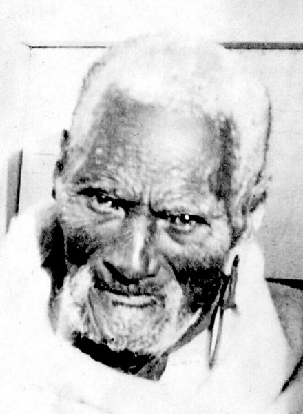 Tuhoto Ariki, a much-feared tohunga (Maori priest), was interred in his whare by the Tarawera eruption, and was not rescued until four days after the event. Although uninjured, he died a few weeks later, said to be aged 110, in the Rotorua Sanatorium, having apparently lost any will to live. Blamed for the eruption by Maori, he was buried in a Pakeha cemetery.