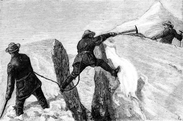 A wood engraving of Green's party among the seracs of Mount Cook's Grand Plateau appeared in London newspaper The Graphic in July 1882. Lectures and published accounts of the climb raised awareness of New Zealand's potential for mountain sports, both at home and abroad.