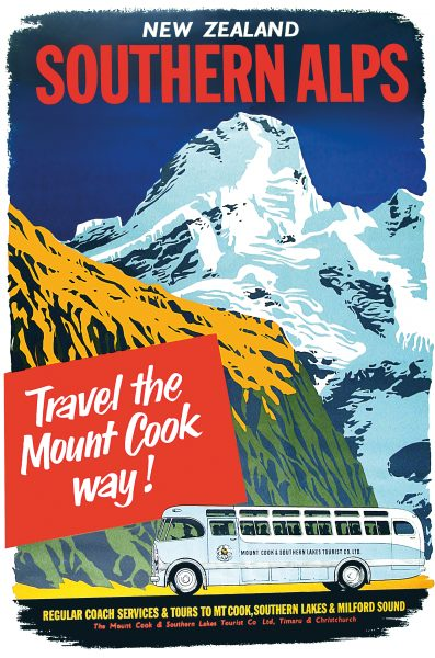 The growing number of women in the mountains was reflected in tourist publicity. More affordable, convenient and comfortable transport was also key to getting more people into the hills during the 1950s.