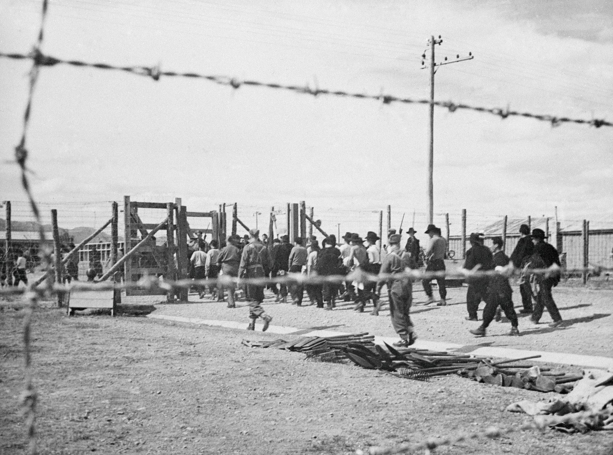 New Zealand Massacre Photo: Massacre At Featherston